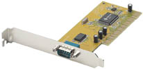 Mercury PCI Cards