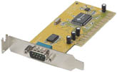 Mercury Serial Card PCI Low Profile, 1 port