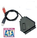 USB2.0 to SATA and EIDE ATA Bridge Adapter / Converter Cable for Sata and IDE Hard Drives