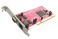 2-Port Oxford Chip DB-9 Serial Card RS-232 Low Profile PCI
