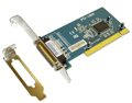 Parallel Card PCI Low Profile & Standard bracket Included, 1 port  EPP/ECP