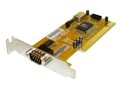 VSCOM Serial Card PCI Low Profile, 1 port RS-232