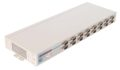 USB-16COM-RM USB to 16COM RS-232 Serial Adapter Metal case with DIN-Rail