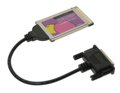 Single Port PCMCIA Card LPT  Parallel Card DB-25 Port SPP/ECP/EPP
